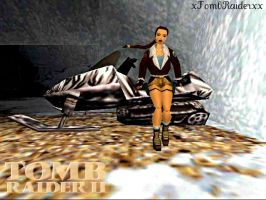 TR 2 Tibetan Foothills by XTombRaiderxx
