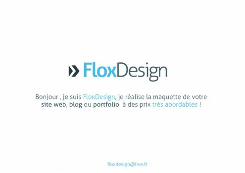 New ID - Flox Design by FloxDesign