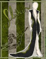House Couture - Slytherin by DistantDream