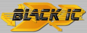 Black IC Logo by MikeUnderhill