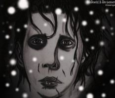 Edward Scissorhands by MrDeath13