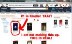 #1 in Kindle! by WDLady