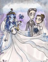 Corpse bride by ArGe