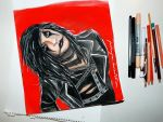 Jinxx Black Veil Brides by Farbenfrei