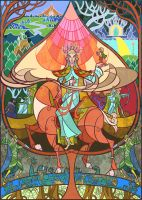 Thranduil king of mirkwood by breathing2004