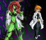 Profile - Dr. Charlotte Jekyll X Dr. Cheryl Hyde by Sephzero