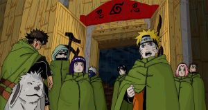 Naruto Out For Sasuke by ScaryButBeautiful