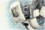GLaDOS by capconsul