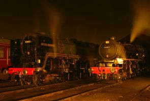 1T57 by matt-durkan-railways