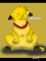 Hi My name is Dog... by XxPuppyProductionsxX