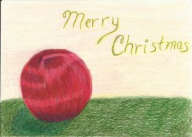 Christmas Card by Carryn