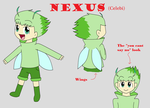 PGH- Nexus the Celebi by aki1iniriki