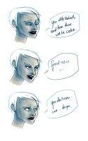 GLaDOS - how does that feel by IloveMyDog