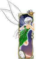 Tinker Bell Special by TriaElf9