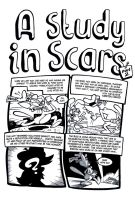 A Study in Scars Part 2 - Page 1 by Gato88