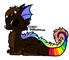 Dragon Adoptable! -CLOSED- by CollectionOfWhiskers