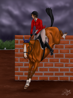 YS' Annual 3day event - Show jumping by Joybird