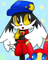 Klonoa and Moo by maca33