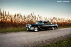1957 Cadillac Series 62 - Shot 12 by AmericanMuscle