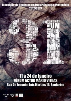 31 exhibition of fine arts and multimedia v3 by diogobarbosadb
