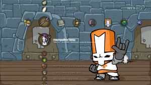 Castle Crashers PS3 Dynamic Theme by nightgrowler
