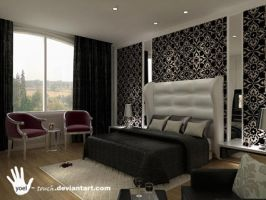 classic masterbedroom mrs. m by yoel-touch