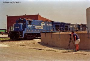 RailFan And Railroad CLS 6-9-91 by eyepilot13