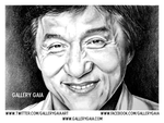 Jackie Chan by GalleryGaia