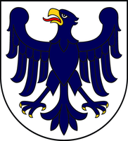 Coat of Arms of the Duchy of Auschwitz by kasumigenx