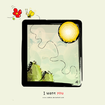 I want you by NaBHaN