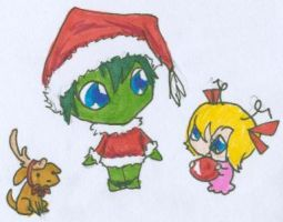 The Grinch by featheredslave
