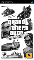 GTA: VCS Brushed Box Art by SlimTrashman