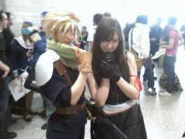 Cloud and Tifa... 3 by sukeyfpt