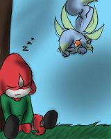 Stealth Bombing by SleeplesslyDreaming