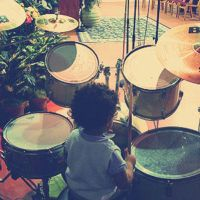Little Drummer Boy by kawaii-beam