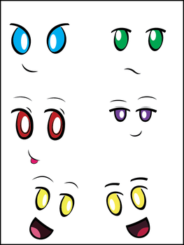 Practicing Some Faces by Shrimpchris
