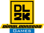 DimaLeon2000 Games Logo by Averon25