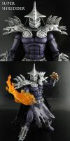 Super Shredder by Jin-Saotome