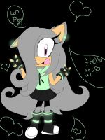 Alexis The daughter of Ace and Candy X3 by SkyBlades