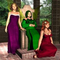 Thanks, Piers: Royal Family by Chronophontes