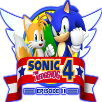 Sonic The Hedgehog 4 EP2 Dock Icon by Rich246