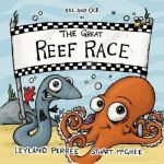 The Great Reef Race Cover by stuartmcghee