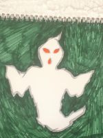 October 11th Mr. Ghostly Ghost by AceOfStCanardKLy