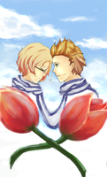 APH Netherlands and Canada by jellyribbons
