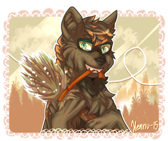 Salapupu 2015: Catkin Broom by MeggisWolf
