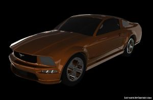 Ford Mustang GT F8 by just-Nate