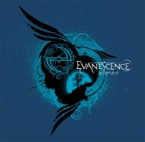 Evanescence - Winged Chaos by gomedia