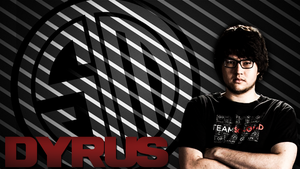 Dyrus Wallpaper by AngryBlueJay