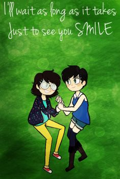 See you SMILE by Felictric