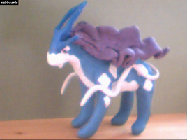 Suicune by Sabbochan